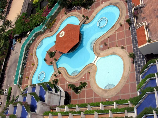 Pool am Ambrasador City